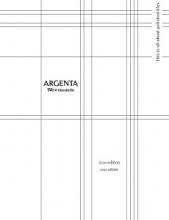 ARGENTA каталог PULIDOS 2020