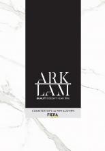 ARKLAM каталог 12 мм & 20 мм COUNTERTOPS FIERA AT HOME 2020