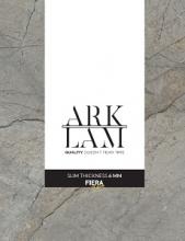 ARKLAM каталог 6 мм FIERA AT HOME 2020