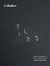 COLORKER генеральный каталог 2020
