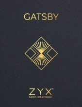 COLORKER каталог ZYX GATSBY