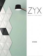 COLORKER каталог ZYX EVOKE