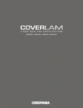 GRESPANIA Тонкий керамогранит COVERLAM генеральный каталог 2020