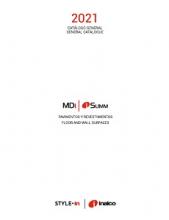 INALCO генеральный каталог ректификат PAVIMENTOS & REVESTIMIENTOS 2021