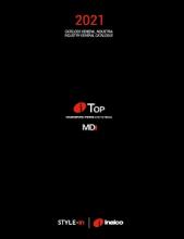 INALCO генеральный каталог неректификат (cлэбы) ITOP INDUSTRIA 2021