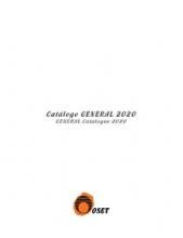 OSET Генеральный каталог 2020