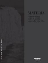 PAMESA каталог MATERIA 2021