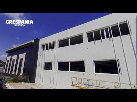 GRESPANIA Тонкий керамогранит COVERLAM 3,5 мм - монтаж клеенного фасада