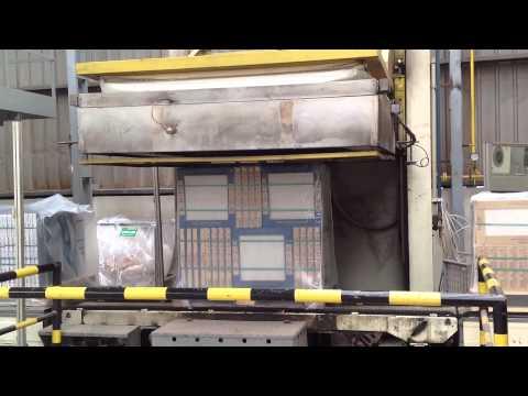 SALONI производство и автоматизированный склад