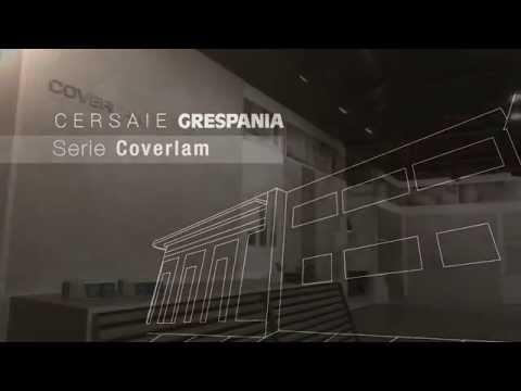 GRESPANIA Тонкий керамогранит COVERLAM