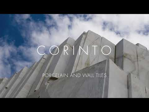 GRESPANIA Тонкий керамогранит COVERLAM новинки CERSAIE 2020-2021 CORINTO